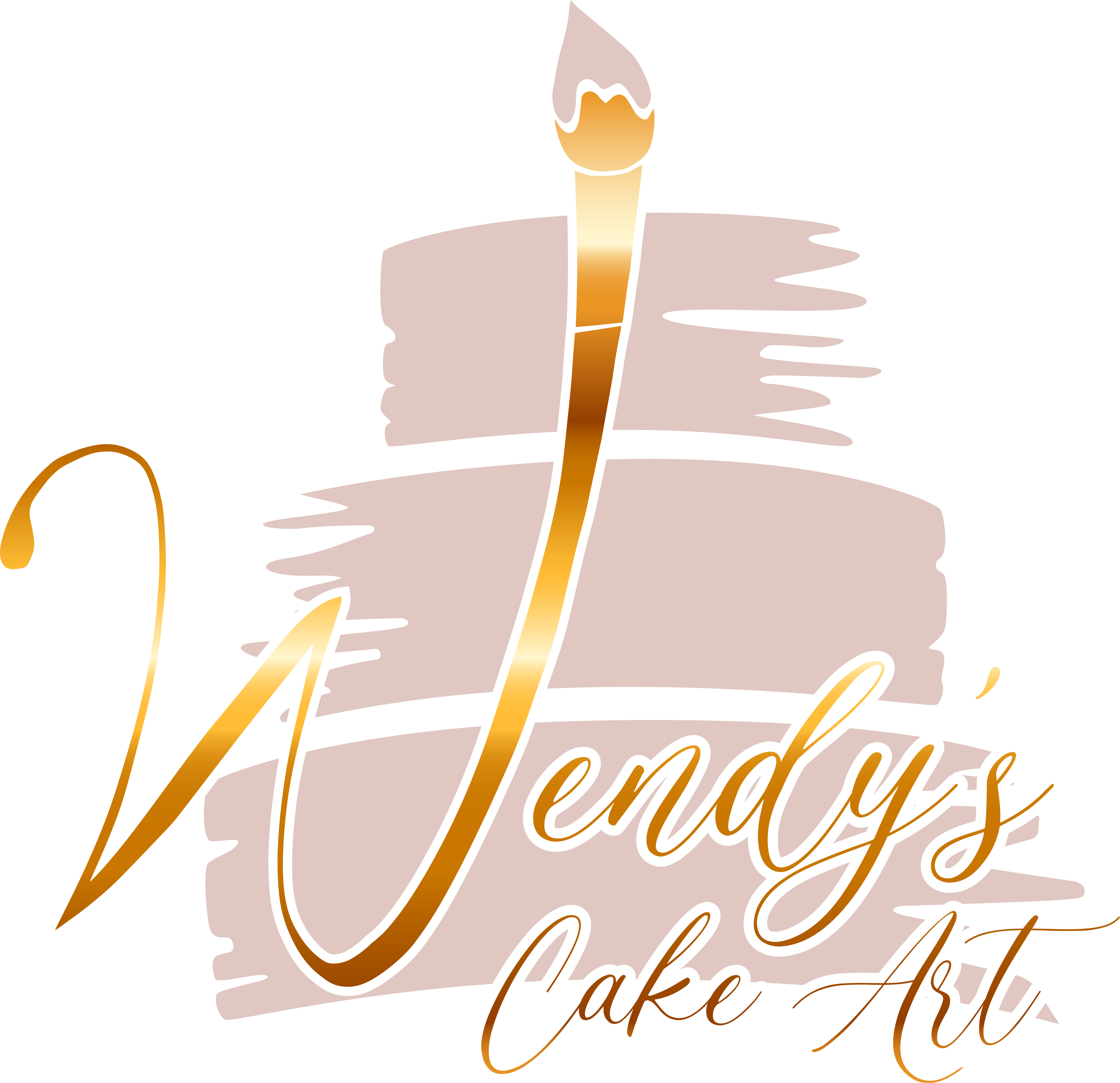 Wendy's Cake Art logo